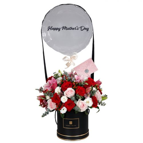 Mother's Day Mix Flower Box