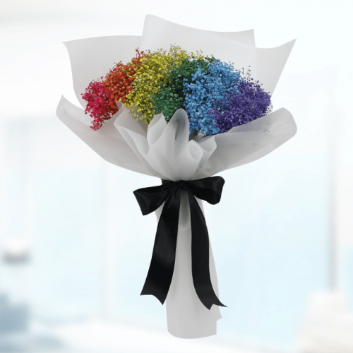 Rainbow Bouquet