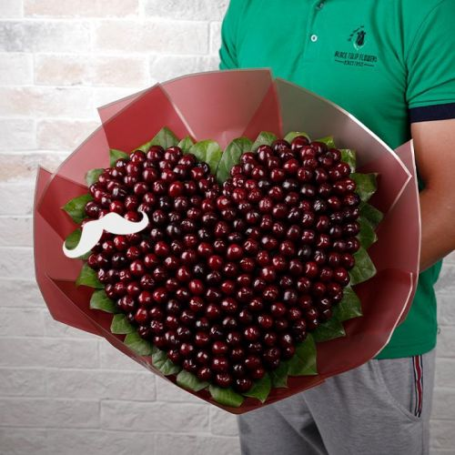 Cherry Bouquet for Dad