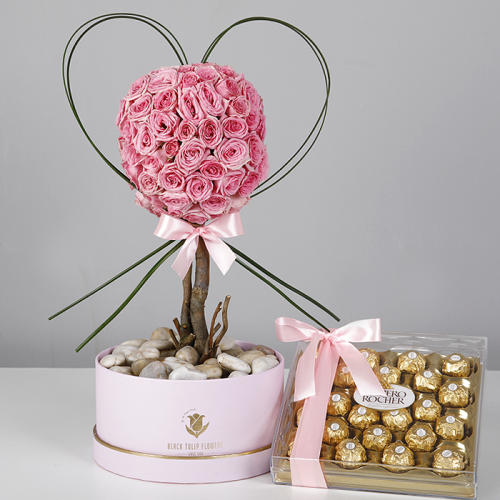 Delightful Love With Ferrero