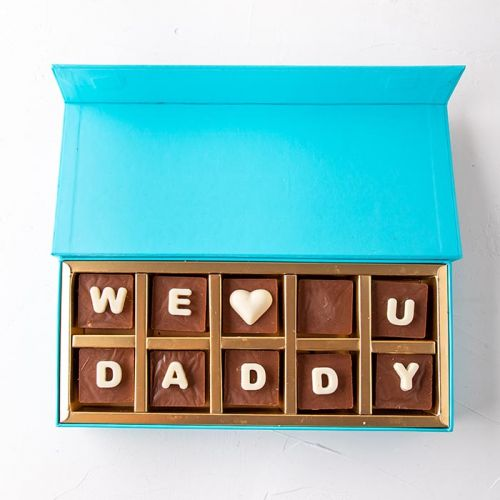 Fathers Day chocolate by NJD