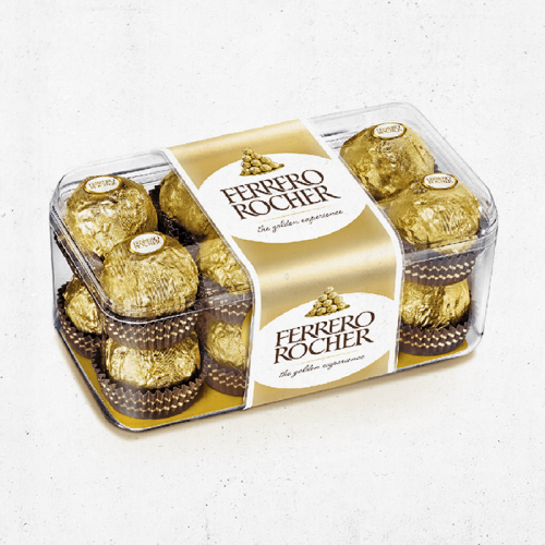 FERRERO ROCHER CHOCOLATE 16pcs