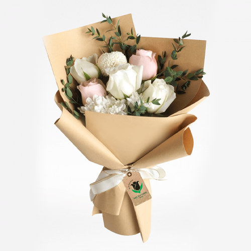 Multi-Colored Roses and Bouquets for Delivery