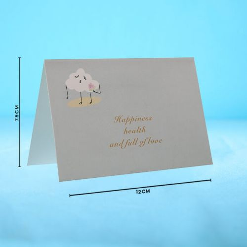 Full Of Love - Message Card