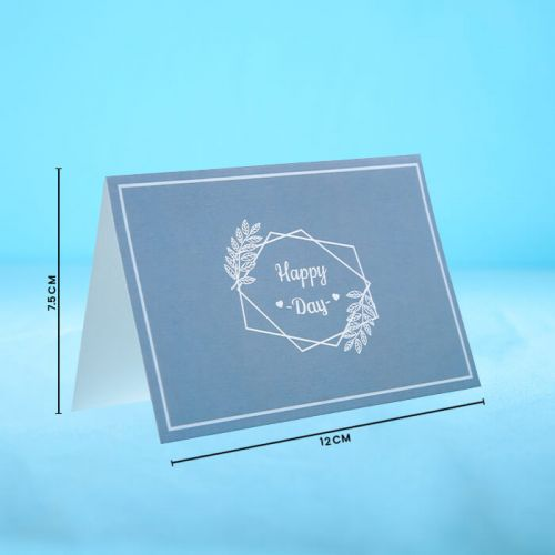 Happy Day - Message Card