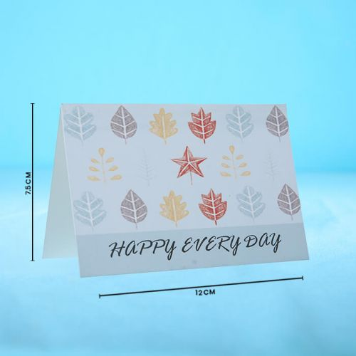 Happy Days - Message Card