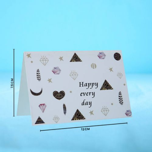 Happy Every Day - Message Card
