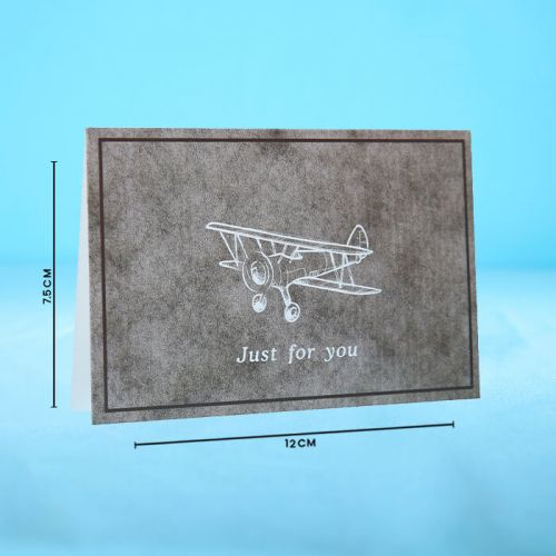Just For You - Message Card