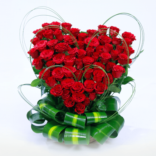 Loving Heart Bouquet