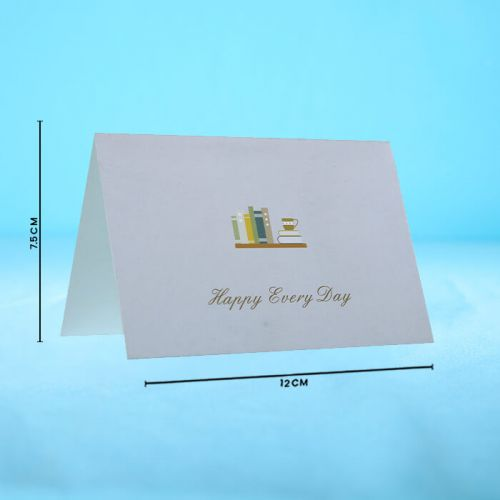 Only Happy Days - Message Card