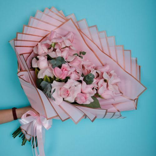Light Pink Roses for any occasion.