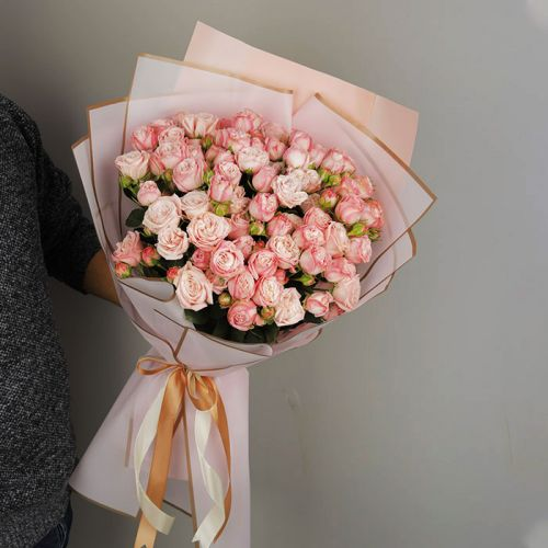 Refreshing Light Pink Bouquet