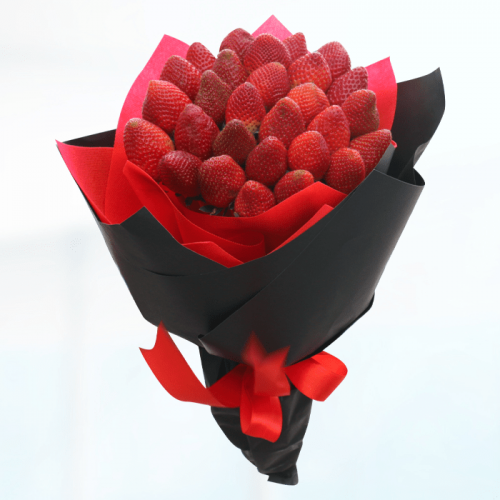 Strawberry Bouquet
