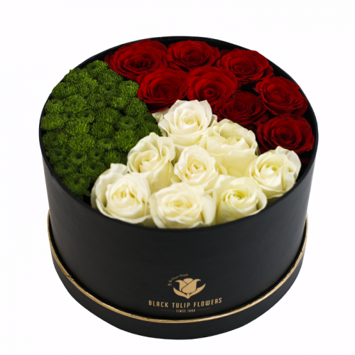 UAE National Day Floral Gifts - Box