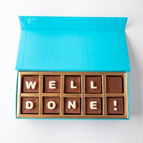 Well Done Chocolates by NJD