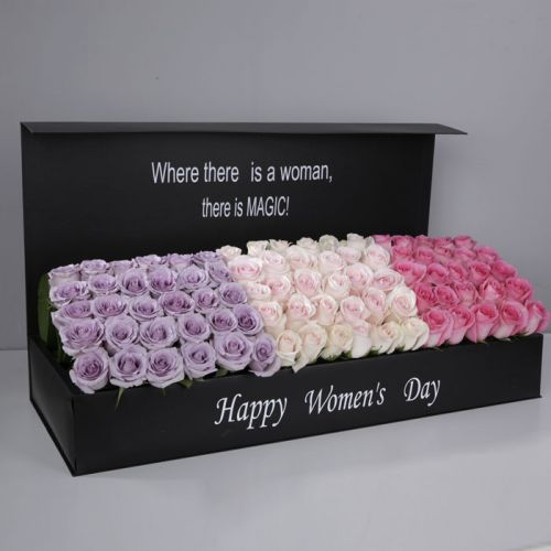 Women's Day Flower Special