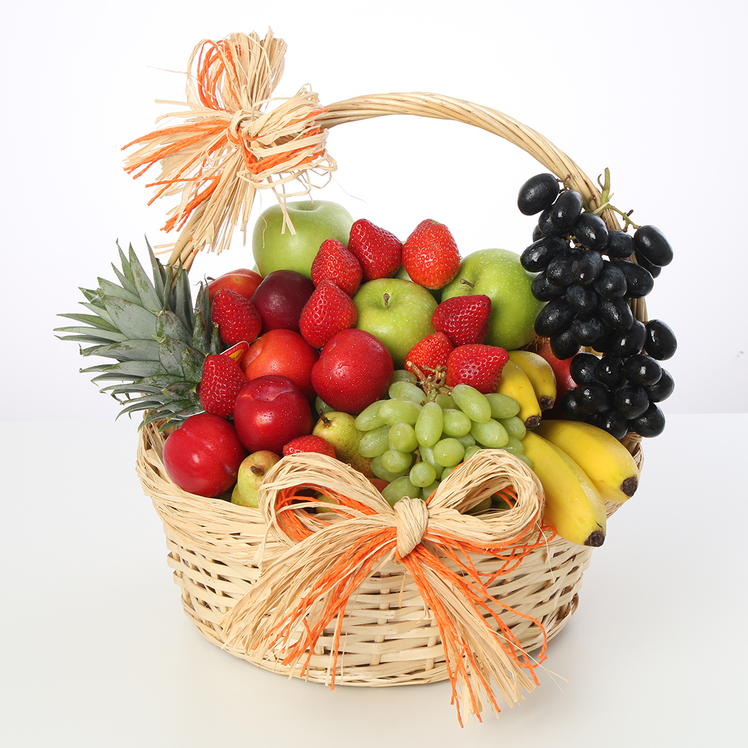 Fruits arrangement delivery across UAE
