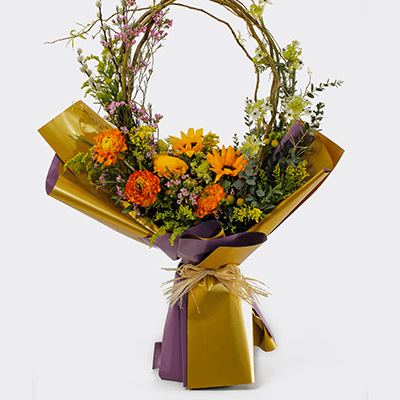 hand bouquet delivery across UAE
