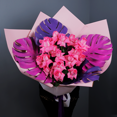 Women's day bouquet delivery across UAE